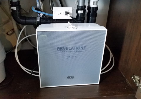 revelation 11 ionizer installation